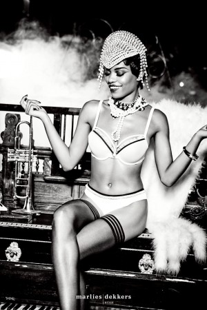 marlies|dekkers & muse Billy Holiday