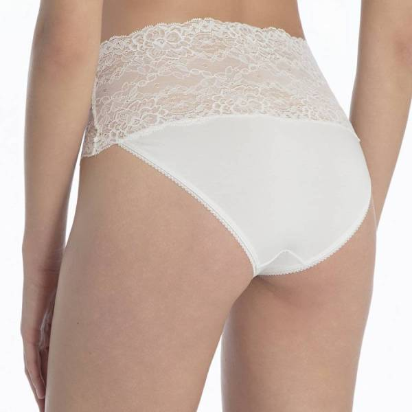 Calida Slip ondermode Calida brief ivoor
