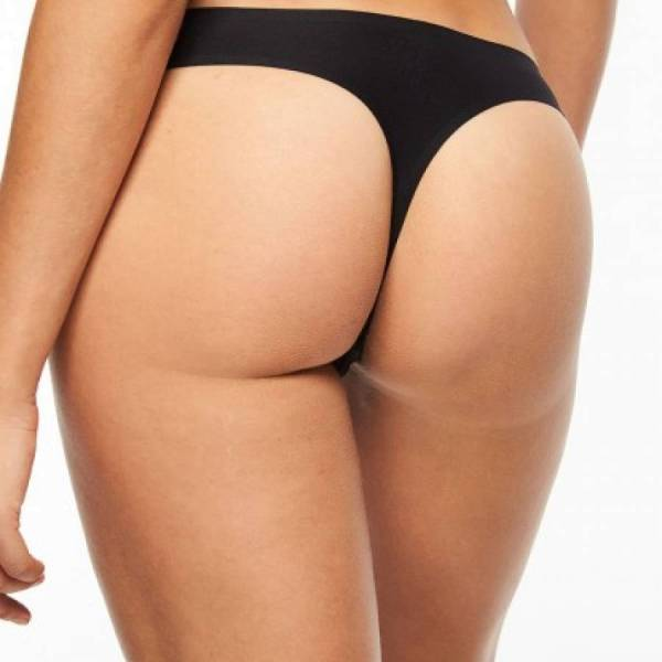 Chantelle String ondermode Chantelle chantelle soft stretch string zwart