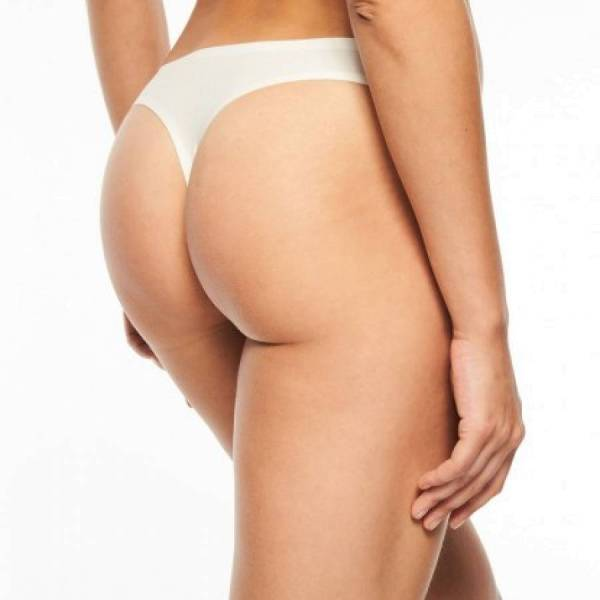 Chantelle String ondermode Chantelle chantelle soft stretch string champgne