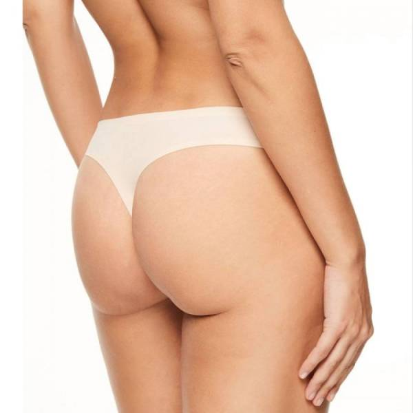 Chantelle String ondermode Chantelle chantelle soft stretch string roze