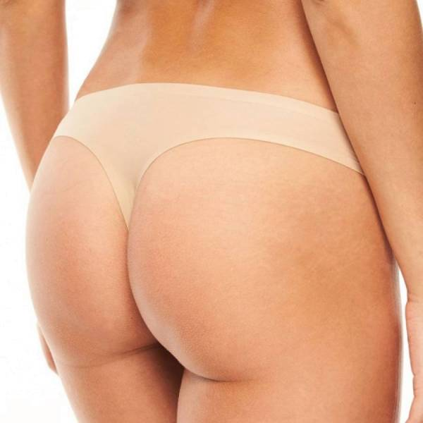 Chantelle String ondermode Chantelle chantelle soft stretch string huid