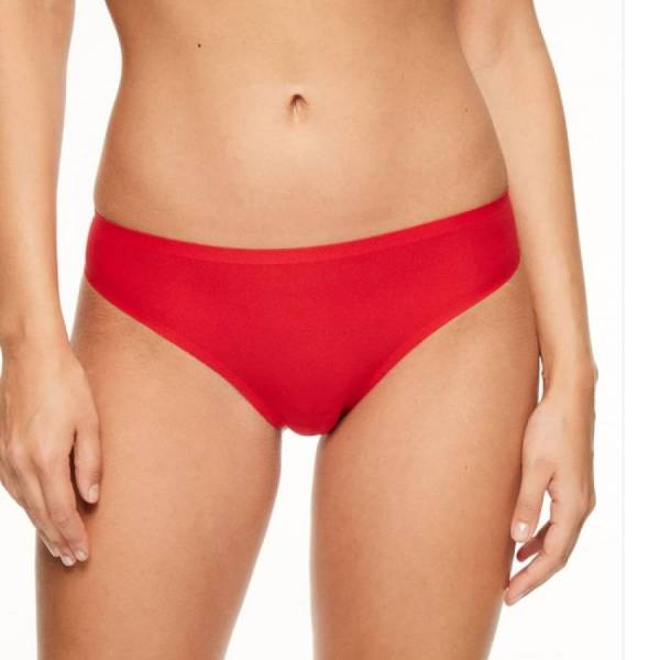 Chantelle String ondermode Chantelle chantelle soft stretch string rood