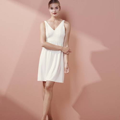 Essenza sarah uni nightdress sleeveless champagne