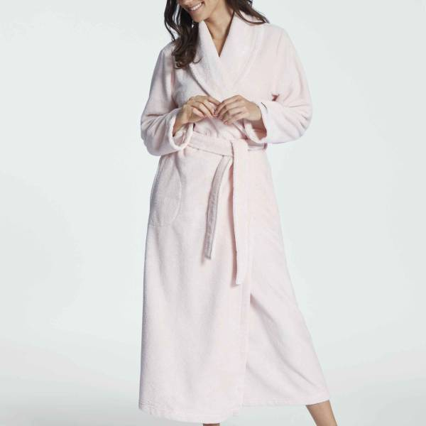Taubert Duster/ochtendjas Taubert bamboo  duster rose