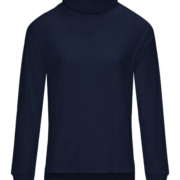 Essenza Dames nachtmode overig Essenza filippa uni sweater blauw