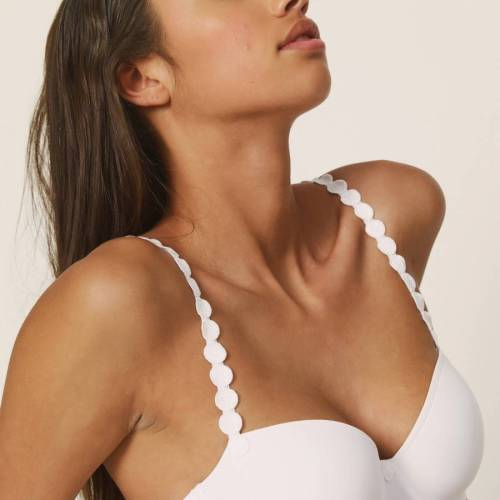 L'Aventure by Marie Jo tom padded bra - balcony wit