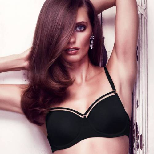 Marlies Dekkers space odyssey balcony black zwart