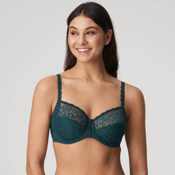 Twist by Prima Donna Beugel BH Twist by Prima Donna twist i do beugel bh groen