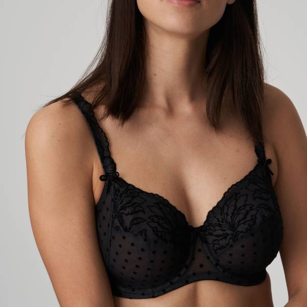 Twist by Prima Donna Beugel BH Twist by Prima Donna twist soho beugel bh zwart