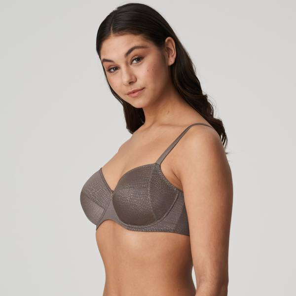 Twist by Prima Donna Beugel BH Twist by Prima Donna twist piccadilly beugel bh grijs