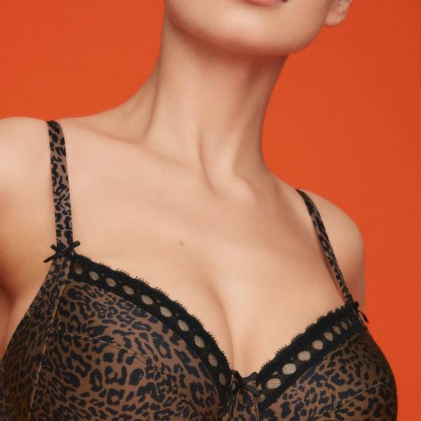Twist by Prima Donna Beugel BH Twist by Prima Donna twist covent garden beugel bh brons