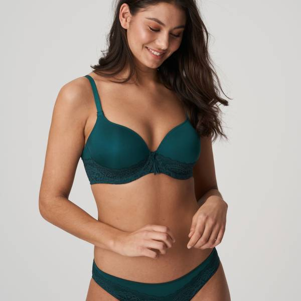 Twist by Prima Donna Voorgevormde BH Twist by Prima Donna twist i do mousse bh groen