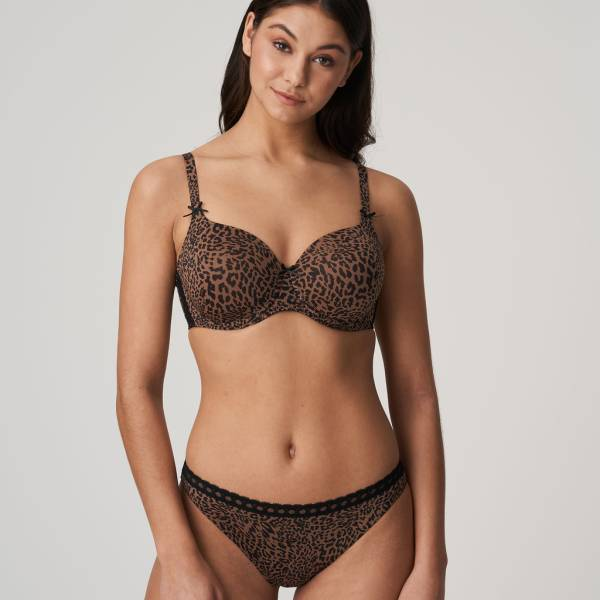 Twist by Prima Donna Voorgevormde BH Twist by Prima Donna twist covent garden mousse bh brons