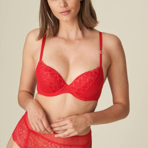 Marie Jo linda push-up rood