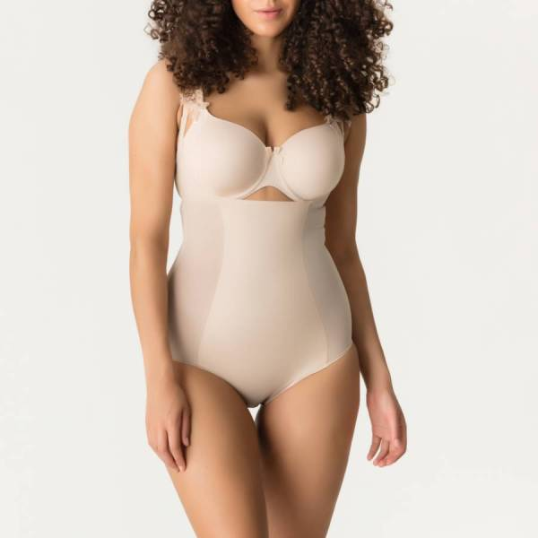 Twist by Prima Donna Foundation overige Twist by Prima Donna shapewear body a la folie huid