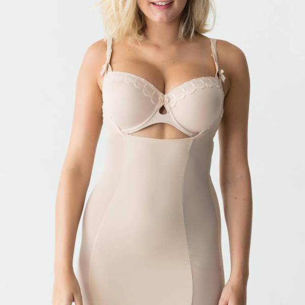 Twist by Prima Donna Foundation overige Twist by Prima Donna shapewear dress a la folie huid