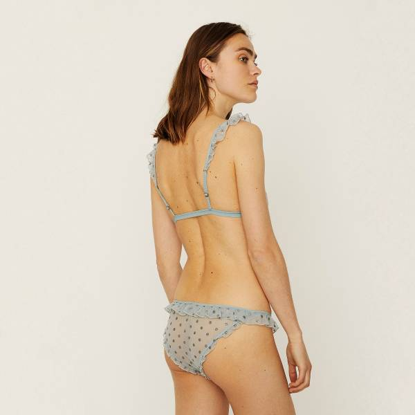 Love Stories Slip Love Stories firecracker brief blauw