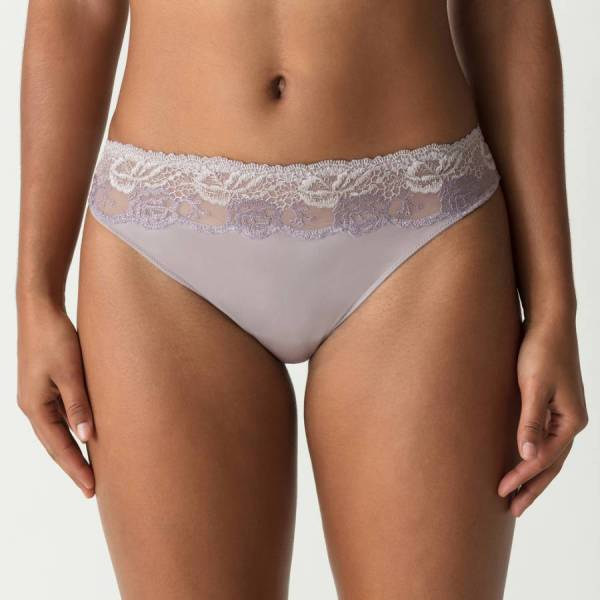 Prima Donna String Prima Donna thong delight paars