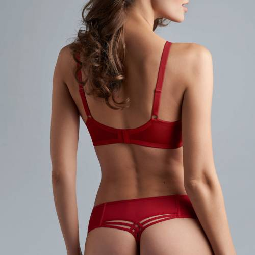 Marlies Dekkers dame de paris red thong 7cm rood