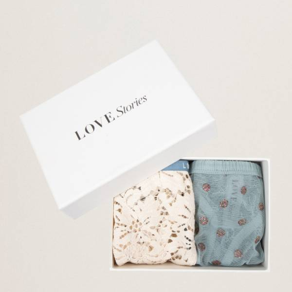 Love Stories String Love Stories roomservice 2-pack multicolor