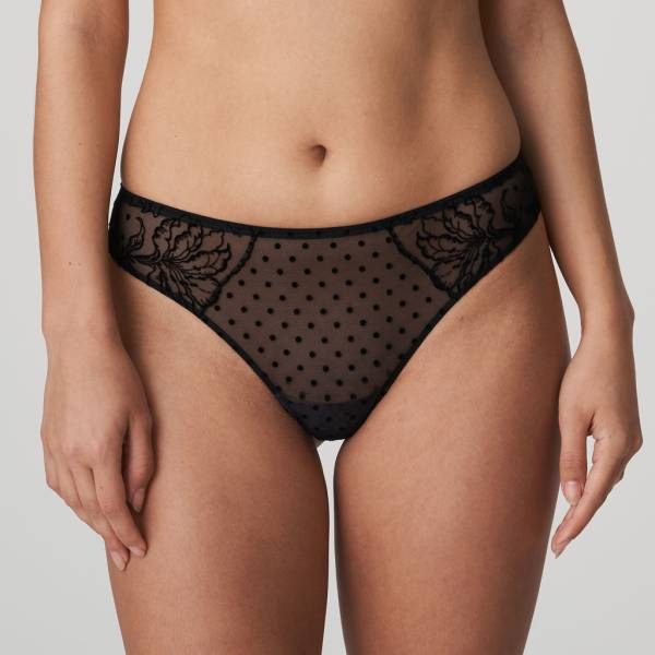 Twist by Prima Donna String Twist by Prima Donna twist soho string zwart