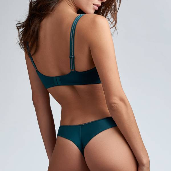 Marlies Dekkers String Marlies Dekkers the adventuress thong blauw