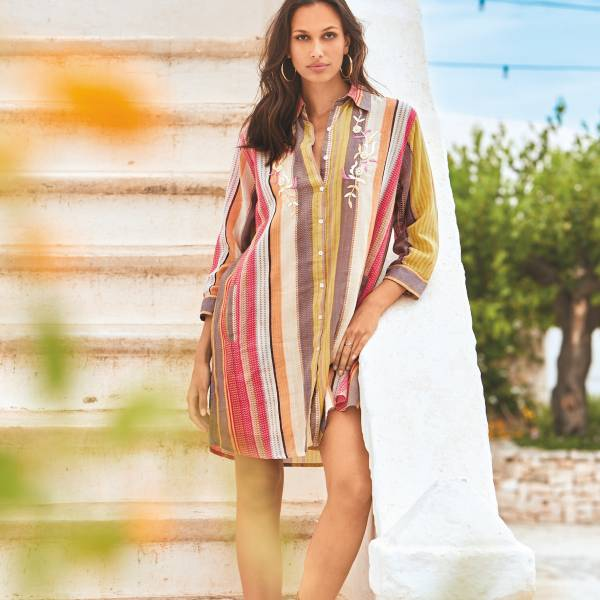 David Kaftan/Tuniek David ss21 romina tuniek diverse