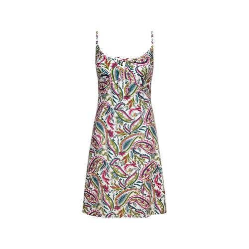 Cyell wajang floral dress multicolor